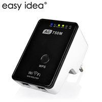 Wireless Wifi Router 750Mbps Mini Router Wifi Repeater Dual Band 2 4 5GHz Extender Wifi Signal