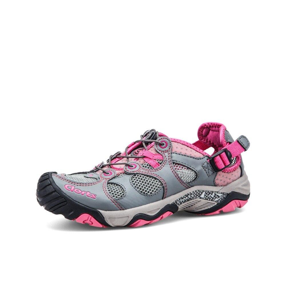 Chaussures de Wading antidérapantes pour femmes en plein air Clorts chaussures Aqua à séchage rapide chaussures en amont amortissantes respirantes chaussures à eau légères