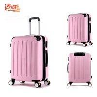 ukraine vintage luggage girls pc pink luggage suitcase waterproof 20 spinner luggage maleta cabina crash proof luggage for kids
