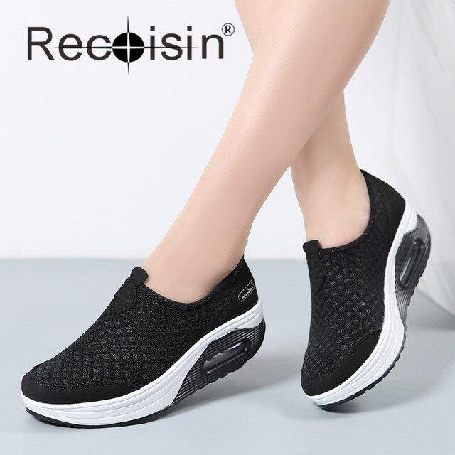 fd103a4c361 RECOISIN-Verano-Mujeres-Ocasionales-de-Los-Planos-Zapatos -Antideslizantes-Femeninas-Transpirables-Enredaderas-Ascensor-Zapatos -de-Mujer.jpg 640x640.jpg