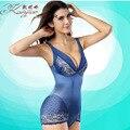 high quality body shaper abdomen panties Big yards lace briefs bodysuits
