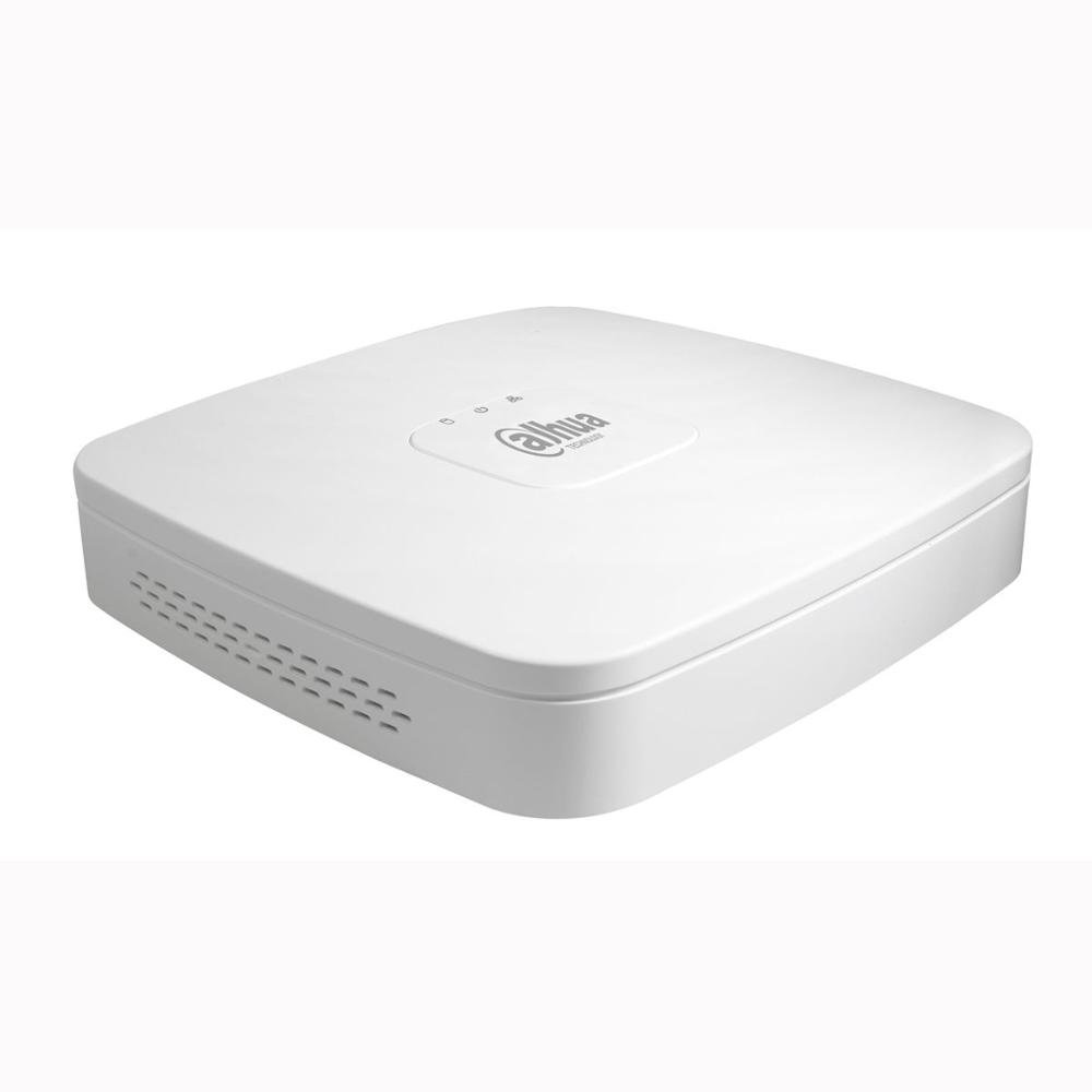 Image 3 - Dahua NVR NVR4104 P 4kS2 NVVR4108 8P 4KS2 4CH 8CH 8MP Smart 1U 4PoE 8PoE 4K&H.265 Lite Network Video Recorder  1SATA With logo-in Surveillance Video Recorder from Security & Protection