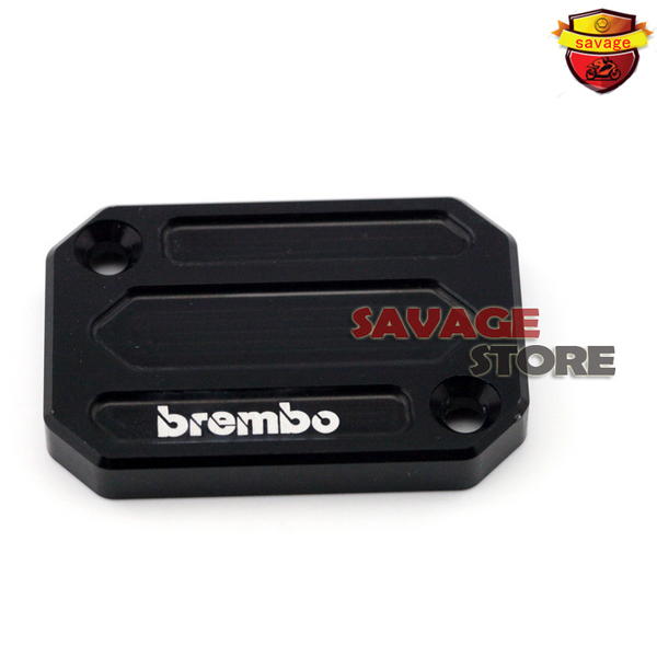 For YAMAHA YZF R125 YZF-R125 2014-2015 Black Motorcycle Front Brake Master Cylinder Reservoir Cover Cap