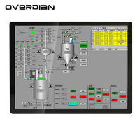12Inch SSD32G LCD Screen A Industrial Computer XP System Built in WiFi Capacitive Touch Screen Industrial Computer Tablet PC