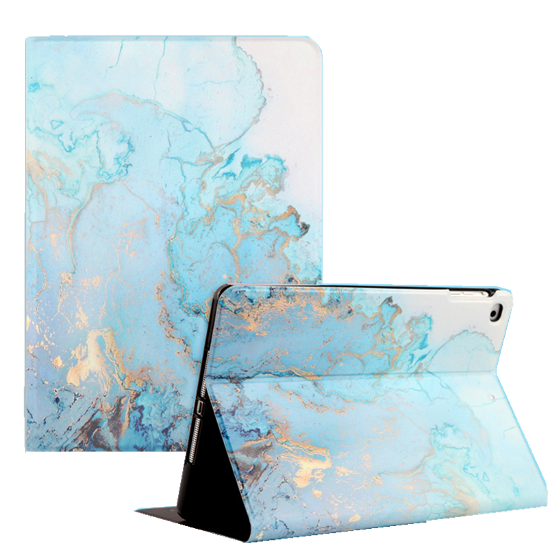Marble Grain for iPad 9 7 inch 2017 2018 Case TPU Back Cover for iPad Air 1 2 Mini 1 2 3 4 Pro 10 5 with Auto Sleep Wake Coque in Tablets e Books Case from Computer Office