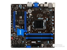 цена на original motherboard MSI B85M-G43 LGA 1150 DDR3 supports E3 1230 V3 4570  mainboard desktop motherboard  free shipping