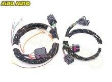 Câbles de câblage, adaptateur pour chauffage avant ou arrière, pour VW Golf 7 MK7 Passat B8 Tiguan MK2 MQB, pour voitures, pour mise à niveau des sièges avant ou arrière