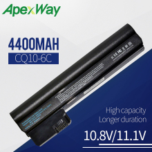 Buy 5200mah Laptop battery for HP COMPAQ Mini CQ10 06TY 607762-001 607763-001 HSTNN-CB1T HSTNN-CB1U HSTNN-DB1U HSTNN-E04C TY06  directly from merchant!