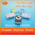 New Arrival Hot Sell 50pcs/lot High Quality New Mini C Key Clip Gift MP3 Music Player Support Micro TF Card Free Shipping