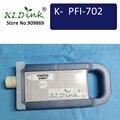 Чернильный картридж KLDINK-PFI-702PGY  совместимый с imagePROGRAF iPF8100 / iPF9100