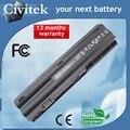 laptop battery for  HP Mini 210-3000 HP Pavilion dm1-4000  HSTNN-DB3B HSTNN-LB3B HSTNN-YB3A HSTNN-YB3B 646755-001 646757 for HP