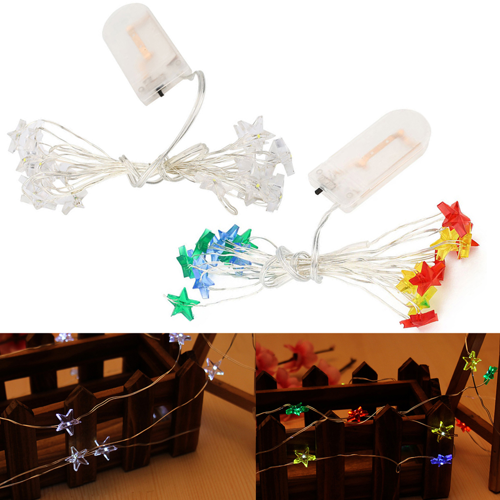 Attractive Starlight Wire String Lights Image Collection ...