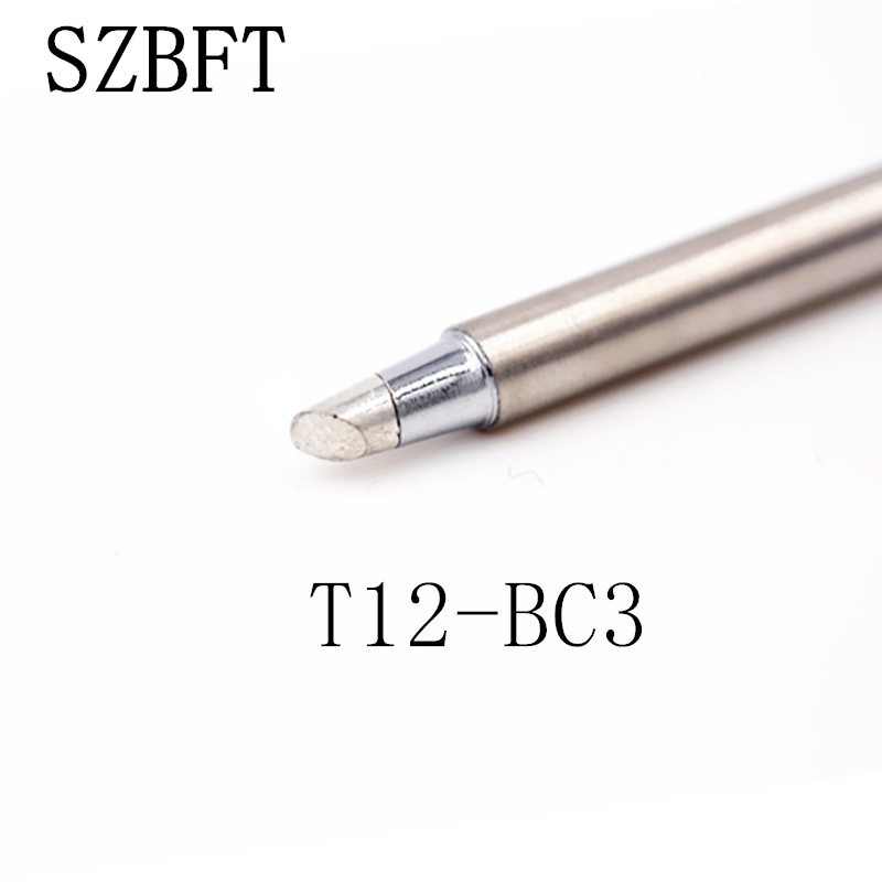 SZBFT T12-BC3 I ILS J02 JL02 JS02 Seria K ect dla stacji lutowniczej - Sprzęt spawalniczy - Zdjęcie 2