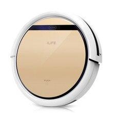 ILife V5 Pro CHUWI intelligent Mop Robot Vacuum Cleaner for Home, Golden lid HEPA Filter,Sensor,household cleaning