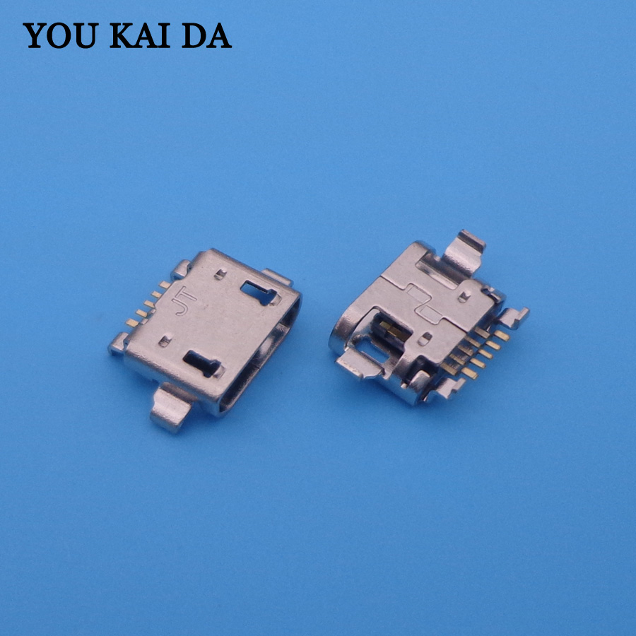 2pcs NEW Replacement Dock Micro <font><b>usb</b></font> Connector Charging Port for HTC 816w D816d 816W/V D816t 816 <font><b>800</b></font> 610 610t 826 image