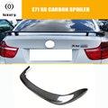 HM Style E71 X6 спойлер заднего крыла из углеродного волокна для BMW E71 X6 2008-2013 авто гоночный автомобиль Стайлинг задний спойлер багажника