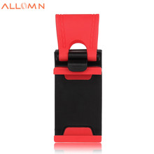 Universal Car Steering Wheel Phone Holder Clip Stand Bracket for GPS Stent iPhone 6S 7 Samsung Xiaomi HTC Meziu Smartphones