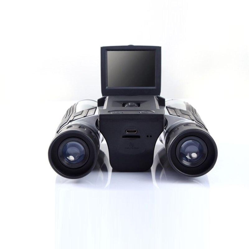 karue Professional 12x32 HD Binocular Telescope digital camera 5 MP digital camera 2 0 TFT display