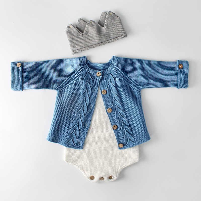 94d72d3d09ec ... New Baby girls Cardigan Children s Wear Sweater Girl Baby Cotton Knit  Cardigan Coat Cardigan Girl Kids ...