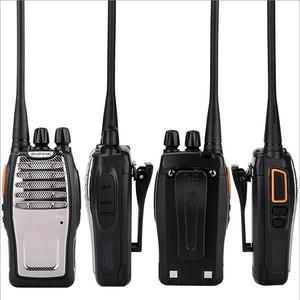 Image 3 - (2 PCS)BaoFeng UHF Walkie Talkie BF A5 16CH VOX+Scrambler Function Free Shipping Two Way Radio