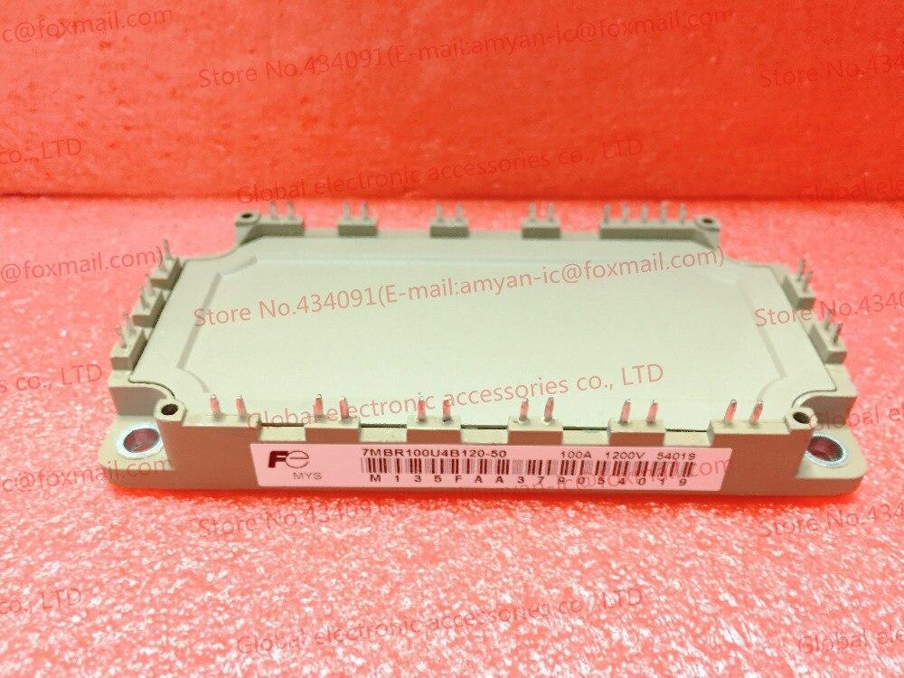 Darmowa wysyłka nowy 7MBR100U4B 120 7MBR100U4B120 50 moduł w Moduły automatyki domowej od Elektronika użytkowa na  Grupa 1