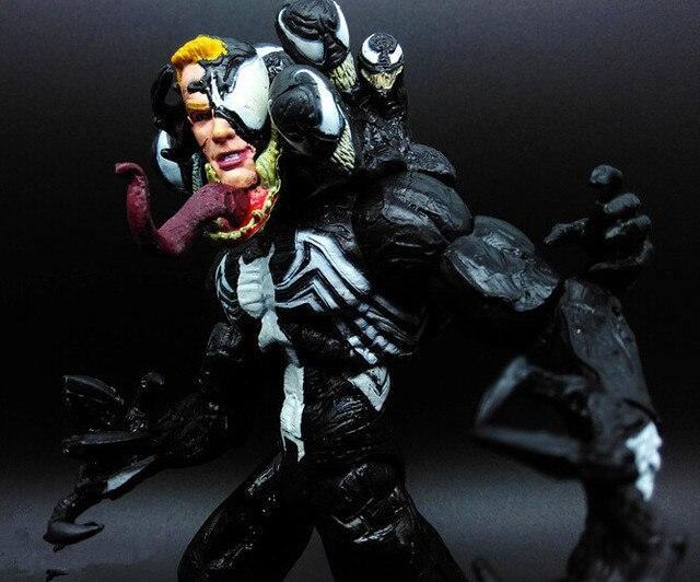 Venom Action Figure 8 Inches Spider Man Series 3