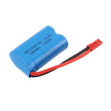 UXCELL 6.4V 320Mah Rechargeable Li-Ion Lithium Battery For Wl L333 L343 Rc Helicopter