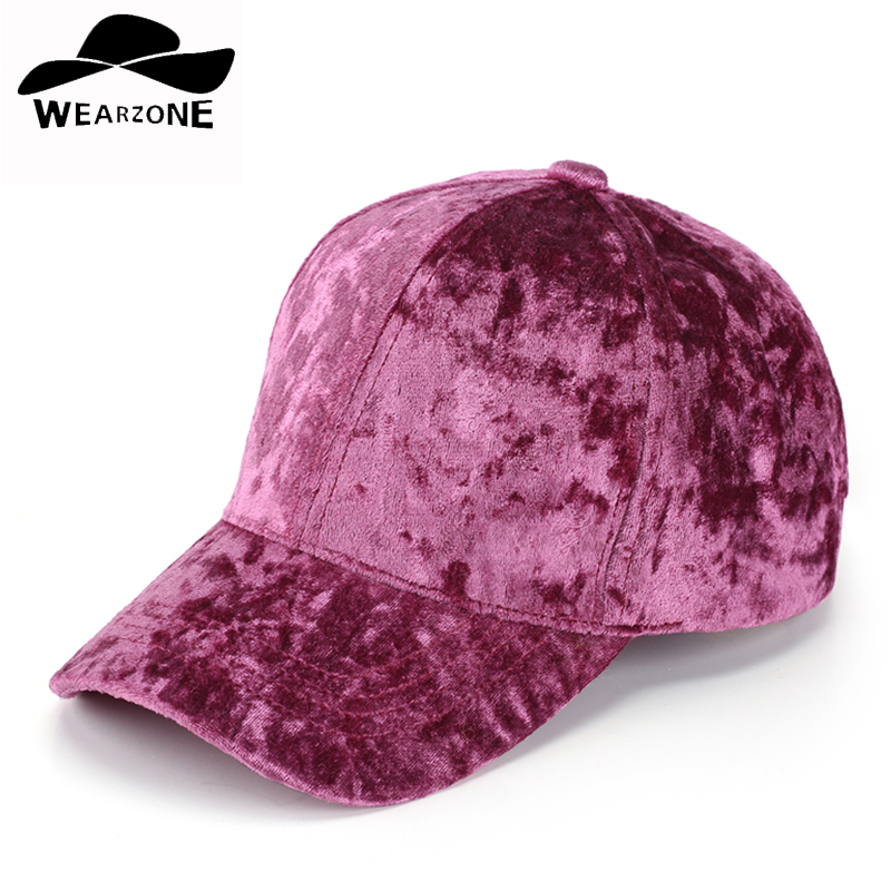 48bd2cab68b WEARZONE Unisex Soft Suede Baseball Cap Casual Solid Sports Hat Adjustable  Breathable Dad Hats for Women Men