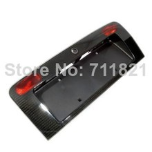 Euro Style Licence Plate Frame For Audi A6 C5