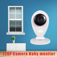 1 PCS SP009 Wireless MINI Camera 720P HD IP Camera Baby Old People Surveillance Monitor