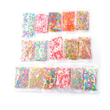 Colorful Jelly Mud Hand Gum Polyer Clay Kids Toys DIY Slime Accessories Decor Polymer Clay Toy 10g(China)