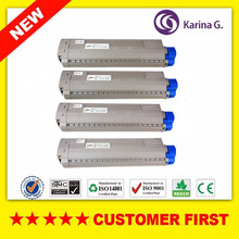 1Set Compatible for OKI C811 Toner Cartridge for Okidata C811 C841 MC843 MC863 MC883 etc.