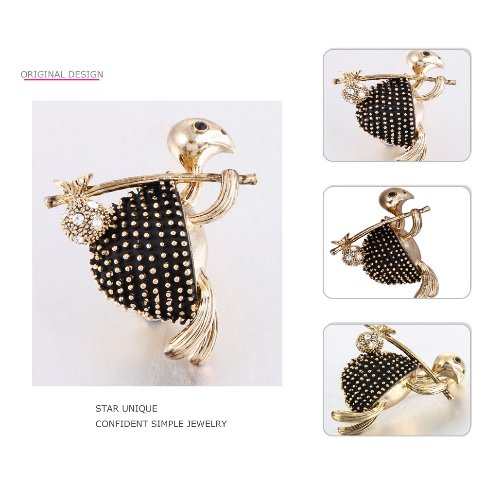 MloveAcc Vintage Style Walking Tortoise Brooch Women Kids Clothes  Accessories Crystals Turtle Animal Brooches Suit Corsage Pins-in Brooches  from Jewelry ... b2a70db43428