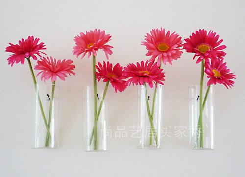 High Quality Wall Suspensing, Home Decoration,flower, Vase,hot Sale, Freeshipping!