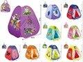Бесплатная доставка Горячей продажи в дикой природе игрушка палатка Многие кино и телевидения анимации дизайн человек-паук carsbatman, HT1569