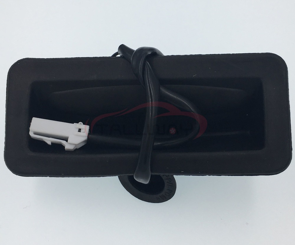 High Quality Trunk Switch With Wire Boot Tailgate Release
