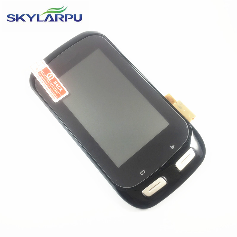 02186c9f4 skylarpu 3.0 LCDs for GARMIN EDGE 1000 Bicycle stopwatch GPS LCD display  Screen with Touch screen