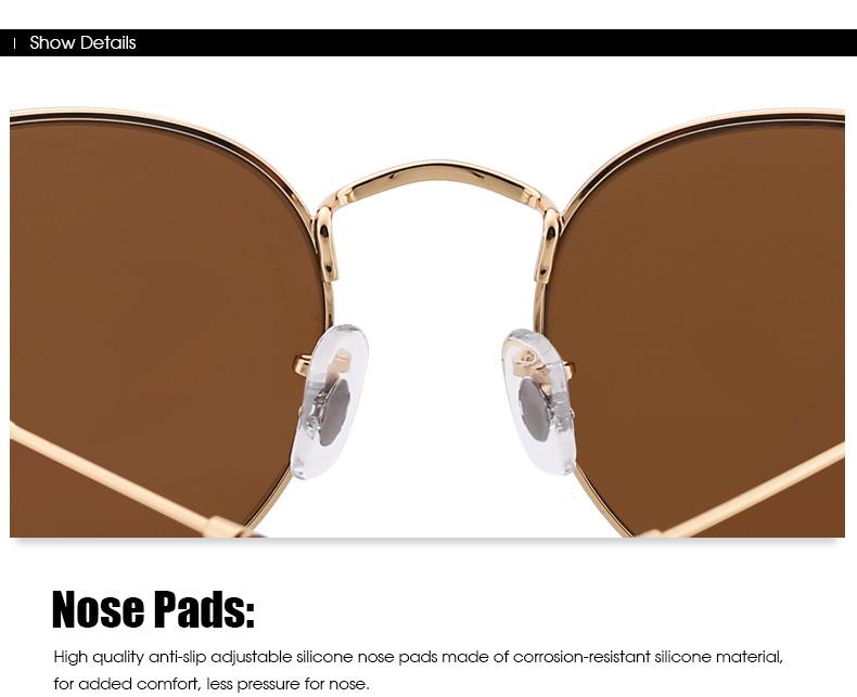 Burgess - Jim Halo Sunglasses