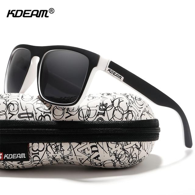Alta Moda UV-Bloco de óculos de Sol Dos Homens Polaroid lentes Polarizadas  Óculos de bbb3a23849