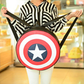 Men's Backpack Travel the Avengers Captain America Backpack Fashion Couples Rucksack Women Mochila School Bags for Teenagers