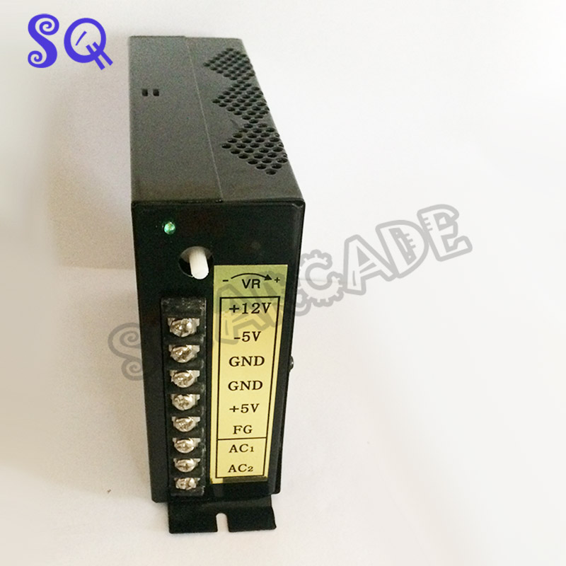 Free shipping 12V 5V 5V 110/220V WM 138 Arcade Switching Power Supply for 60 in 1 classic game board