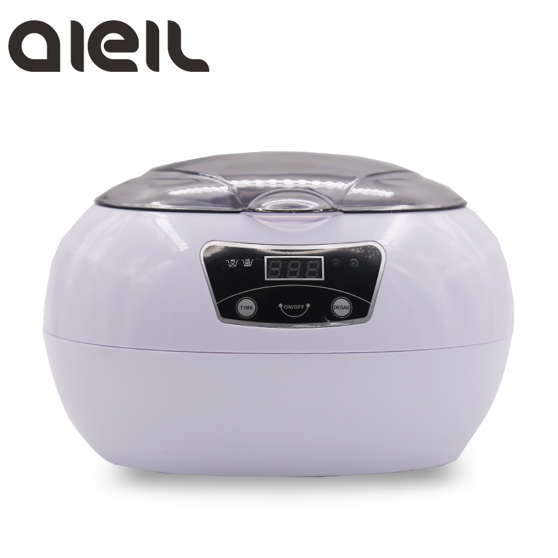 Tools Sterilizer Manicure Nail Drill Bit Portable Ultrasonic Cleaner for Manicure Machine Sterilizer Box Manicure Tools