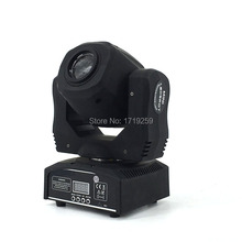 Mini Spot 60W LED Moving Head Light With Gobos Plate&Color Plate,High Brightness 60W Mini Led Moving Head Light DMX512