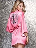 Sexy Nightgowns Faux Silk Nighties Women Sexy Lingerie Lace Sleepwear Sexy Babydoll Sleepwear