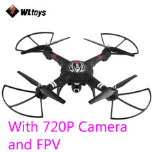 Original WLtoys Q303 RC Helicopters 5.8G FPV HD Camera 4CH 6-Axis Gyro RTF RC Quadcopter Toy VS Hubsan H501S Cheerson CX-20