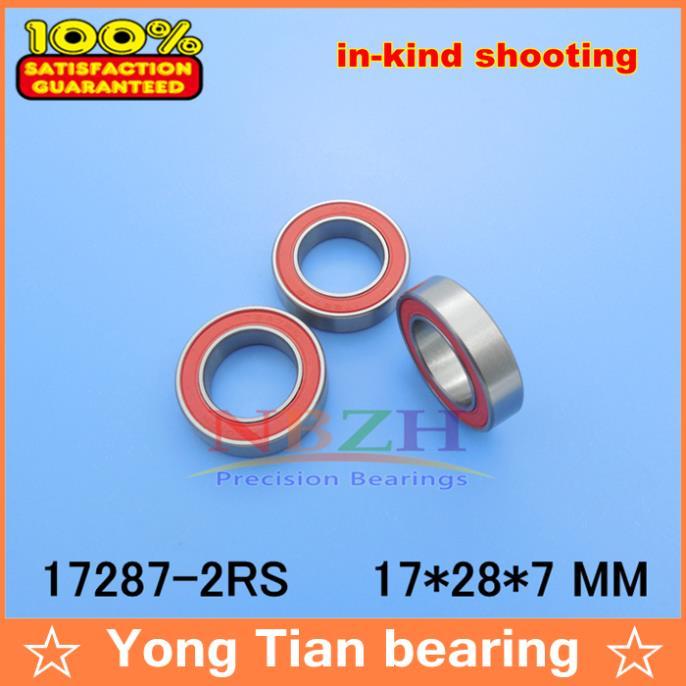 Bicycle wheel bearing repair parts 17287-2RS 17*28*7 mm bicycle wheel bearing repair parts 16287 2rs 61902 16 2rs 16 28 7 mm