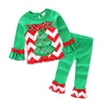 2017 child christmas installation fashion hot-selling christmas clothing halloween male female child christmas installation