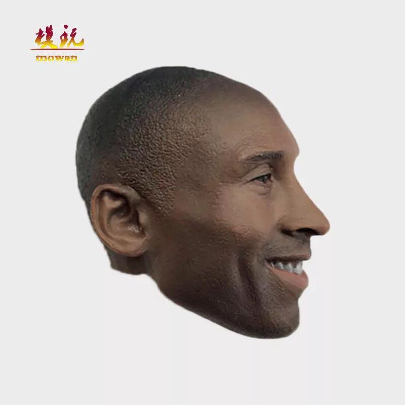 personalizado hot toys figura 1 6 headsculpt 03