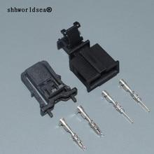 Car-Plug Car-Door-Connector 972 971972 Shhworldsea 2pin for License-Plate-Lamp 3b0/972/712/..