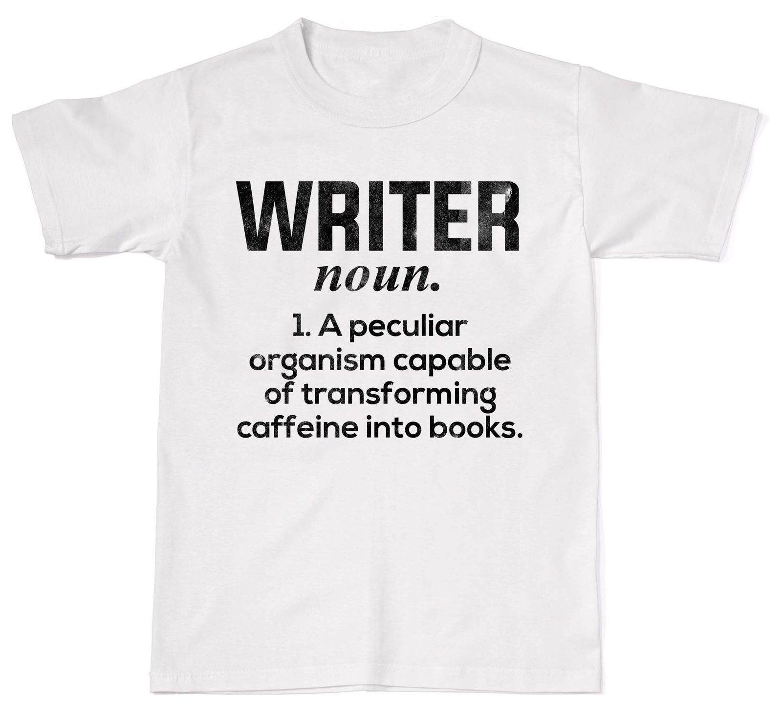 Writer Funny Books English Nerd Hipster Unisex T-Shirt T Shirt Cotton